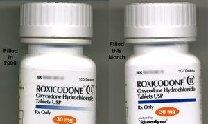 Oxycodone Roxicodone methadone percocet