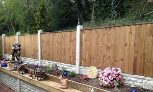 Another Happy Customer in Melton using 6'' Little Gravel Boards