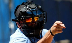 Colin Brown, NCOA, NAIA umpire