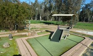 Fun 9 hole mini golf course