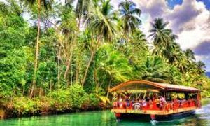 Loboc River Floating Resto