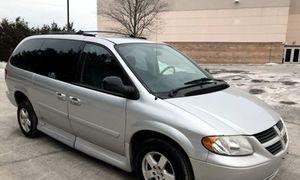 Van for church ride