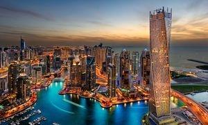 DUBAI 5 DITE  DIREKT NGA TIRANA