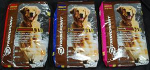 Strongpoint Dog Food Packaging Dog Model