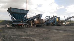 Hartman Fabco / Crushing Plant Equipment