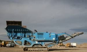 2005 TEREX PEGSON Model 4242SF / Crushing Plant Equipment