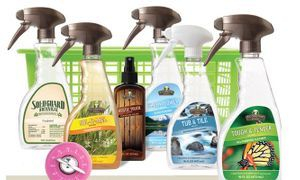 Our favorite brand of natural Cleaning supplies