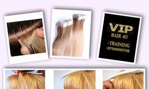 HAIR EXTENSTIONS COURSE