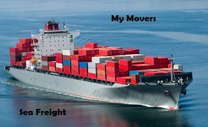 My Movers, Sea Freight, Penang, Malaysia.