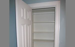 Let us help give you a customized  pantry.