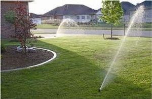 Quality  Irrigation Provides Beautiful Landsapes
