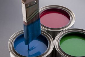 Any and all Paint brands and colors