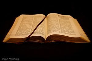 We believe that the bible is to be preached without compromise!