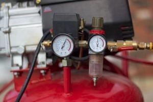 Compressor repairs