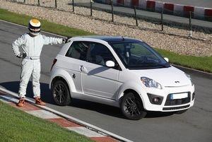 Voiture sans permis Ligier Microcar Aixam Chatenet formation sur neuve et occasion