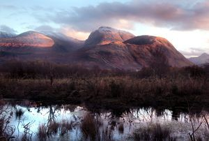 Ben Nevis Great Britain leisurely 3 peaks