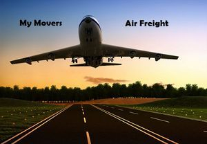 My Movers, Air Freight, Penang, Malaysia.
