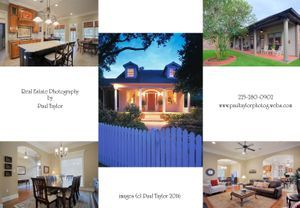 Residential Real Estate Photo Service