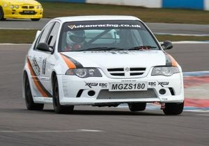 MGZS V6 Peter Burchill