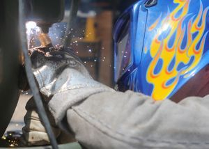 WELDING STAINLESS,ALUMINUM, & STEEL
