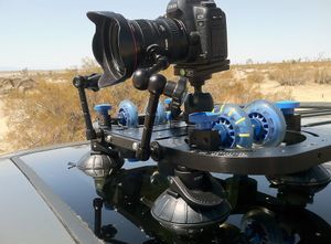 Suction Cups In Filmmaking