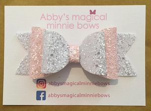 marie hair bow - Disney inspired hair bow