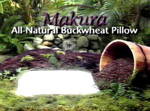 all natural buckwheat hull pillow