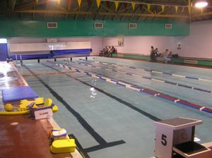 Our main 25m pool