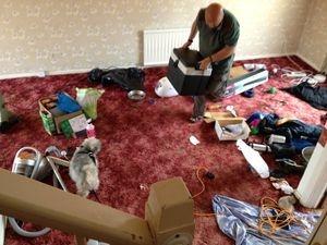 Emergency cleaning in Sherwood