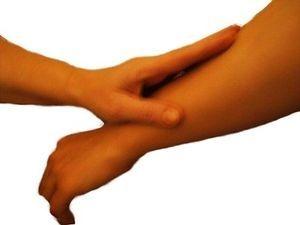Health Kinesiology muscle testing
