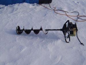 Ice Auger Repairs