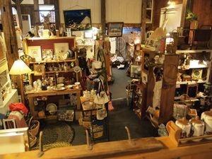 Antiques-estate sales
