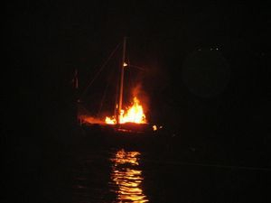 Burn Your Boat