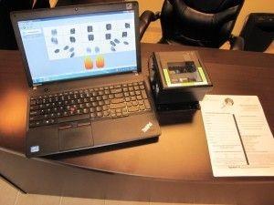 Mobile Fingerprinting