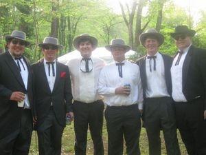 The gentlemen of Ms State
