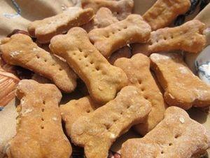Apple, Cinabone & Honey Dog Biscuits Dubai