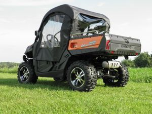Quadzilla Tracker 800 Doors