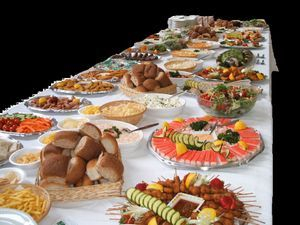 buffet caterers suppliers