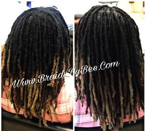 Instantly repair and fix all your dreadlock issues by coming to the Dread Doctor Braids By Bee specialize in repairing natural dreads.