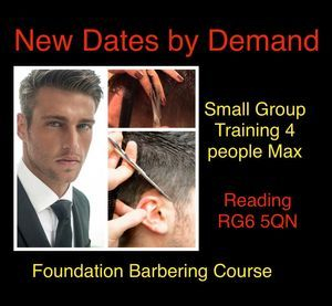 Foundation Barbering Courses