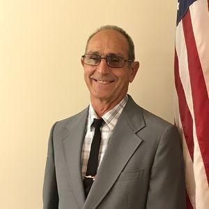Town Councilman Edgar Wentz