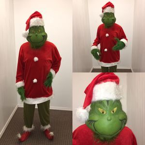 Grinch Rental Complete Rental Costume