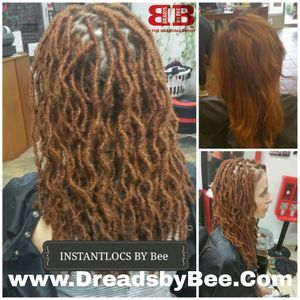 Dreadlocks started with Brand New method invented by Hair Salon located in Florida, Braids by Bee invents InstantLoc Dread Extensions that are permanent once done.