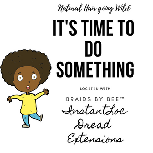 Time to get a consultation by Bee to find out what you can do with your natural hair texture