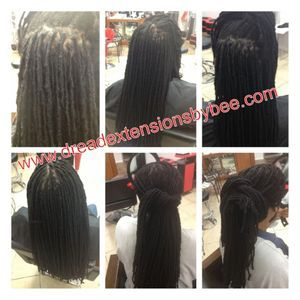 Braids by Bee known as Dreads By Bee