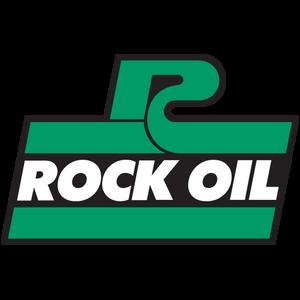 Rock Oil Logo Oil Company