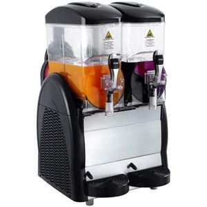 twin bowl slush machine hire