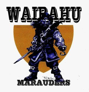 Waipahu Marauders- mascot