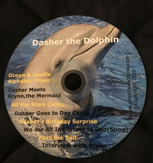 Dasher the Dolphin Stories for Kids