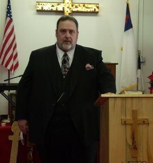 Pastor Carl Whorley